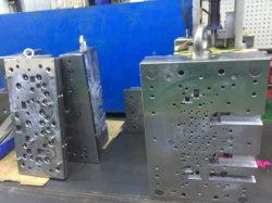 Experimente o molde e parte do molde decisores execute a Ferramenta montagem e montagem na seqüência após priorizou o molde e os componentes do molde foi Fabricação