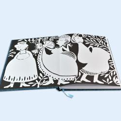 تصميم خاص فاخر فاخر فاخر عالي الجودة، كتاب للقوادة والطباعة الخدمة