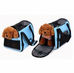 Custom Oxford Travel perro gato Bolsa Pet Carrier