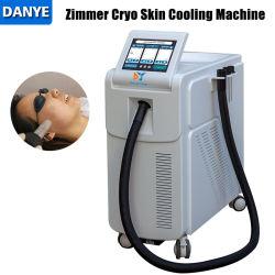 Macchina di raffreddamento Zimmer Cryo Skin/impianto di raffreddamento ad aria fredda per IPL Sistema di trattamento laser frazionale CO2 a diodo laser
