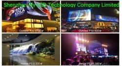Location et de mise en scène Produits & Solutions LED affiche P2.5