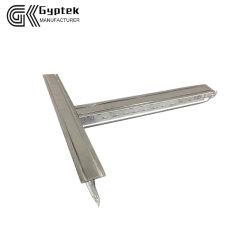 Plafond de la grille en acier inoxydable Tee Bar plafond