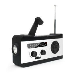LED 빛을%s 가진 도매 옥외 Sos 경보 관례 AM FM 태양 라디오
