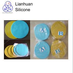 Caoutchouc de silicone haute résistance à la chaleur pour une partie de moulage de zinc