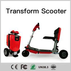 En 2018 de haute qualité de la mobilité Mini 3 roues scooter, Smart Scooter électrique pliant