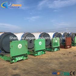 Hohe Kapazitäts-Gummireifen-Pyrolyse-Gerät mit 45% Öl-Ertrag