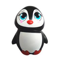 Venda por grosso PU Espuma Squishes Lady Penguin Squishy Subida Lenta Brinquedos