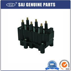 Bobina de encendido para que se utiliza para todo tipo de bobina de encendido sistema de cuatro y seis Clinder FAW-Dongfeng Eco-Car