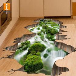 3D Decoratieve Grafiek van de Sticker van de Grafiek van de Vloer