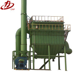 Kleber-Pflanzenphosphorit-Dampfkessel-Puder-Poliermaschinen-Staub-Sammler