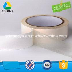 Il doppio adesivo solvibile del tessuto del rullo enorme ha parteggiato nastro (DTS10G-10)