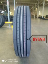 Schlauchlose TBR Gummireifen der Ansu Qualitäts/aller StahlRadialtruck und Bus-Reifen mit hohem Performance/11r22.5