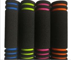Barra microcellulare della maniglia della bicicletta della pinsa della gomma piuma della bici del PVC di EVA della gomma di silicone con la pinsa antisdrucciolevole