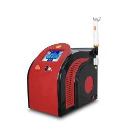 Bewegliche Picosekunde Picolaser Maschine für Tätowierung-Pigment-Abbau