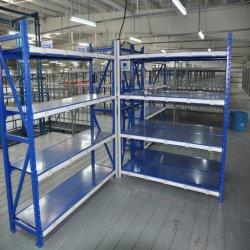 Mittleres Aufgaben-Metallstahllager-Regal-System