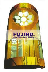 FUJI 관측 엘리베이터 파노라마 상승 중일 합작 투자