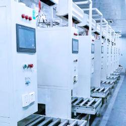Ménage de la climatisation automatique Système d'inspection des produits de base de l'équipement
