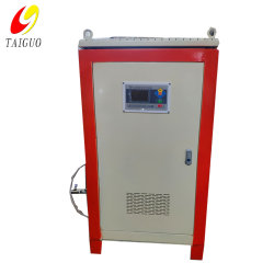 Para el procesamiento de leche de soya Qucik 6-120kw caldera eléctrica de salida de la máquina de vapor
