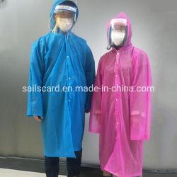 Cappotto antipolvere di EVA di antivirus di Whaterproof del cappotto Emergency di protezione