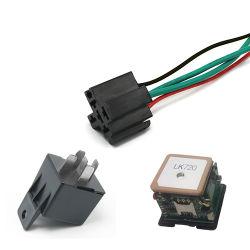 Новейшие Lk720 наименьший простой скрытые реле автомобиля GPS Tracker
