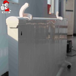 Longe de aquecedores de infravermelhos de fibra de carbono Cabo de aquecimento do aquecedor eléctrico