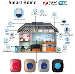 Puerta/Ventana Zigbee Sensor de vacío para el hogar inteligente