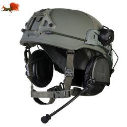 Snelle militaire Leger comfortabele Level IIa ballistische kogelvrije Helmet