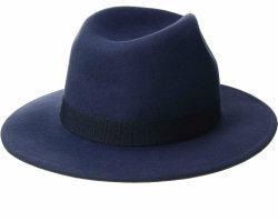 BSCIの監査の卸売100%のウールの人の女性のためのカスタム冬のJuzzの帽子のウールのフェルトの帽子