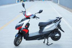 Grande velocidade do motociclo eléctrico com bateria de lítio e certificado CEE provenientes da China