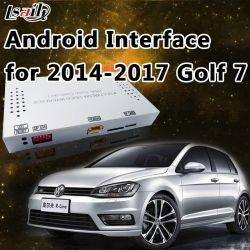 Plug&Play Android 6.0 sistema de navegación GPS para el Volkswagen Passat, el Golf 7 Lamando Skoda con Youtube, Google Play