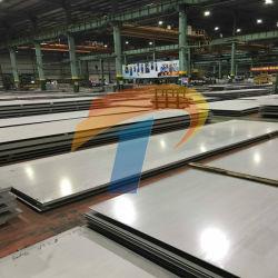 Uns S32750 2507 ASTM2507 Super Duplex plaque en acier inoxydable laminés à froid