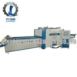 PVC-folie fineer vacuüm membraan Pers lamineermachine voor deur Produceren