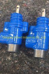나사산 DIN3352 Pn10 Pn16 앵글 글로브 밸브가 있는 글로브 밸브