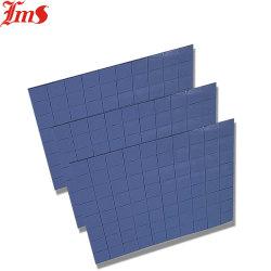 Almofada térmica condutiva com acrílico de silicone para a transferência de calor