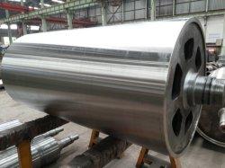 Fabricado na China Qualidade Rolo Defletor/Rolo de compressão para linha de galvanização refrear personalizada do rolo sobressalente High-Manganese Rolo de Aço