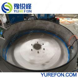 extrusion de plastique de l'irrigation au goutte à goutte pipe avec émetteur plat rond goutteur Ligne de production de la machine