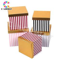 Benutzerdefinierte Transparente Transparente Kunststoff Verpackung Box Druck