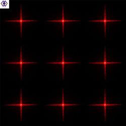 Personnalisé Les lignes de la Croix Rouge unique Lentille Laser distinctif grincement Blu-ray