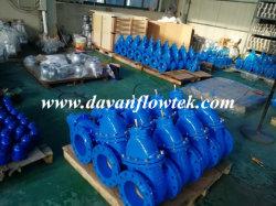 DN50-400 голубой литой ковких чугунных Ggg50 бронзовый сиденье Rising стержень маховик с водой на заводе запорный клапан