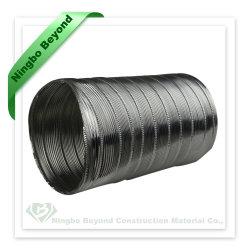 Système de CVC Semi-Rigid gaine souple en aluminium et conduits de flexible de climatisation