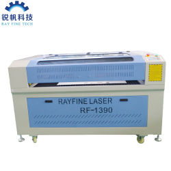 El CO2 CNC 60W 80W 100W 130W 150W 200W de acrílico de 300W de artesanías de cuero madera grabador láser Corte grabado marcado marcador el equipo la máquina