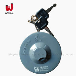 Sinotruk originale HOWO parte la serratura di protezione del serbatoio di combustibile (Az9112550210+001)