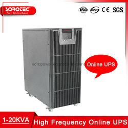 1-20kVA Hoge Frequentie Online UPS 1pH in/pH uit HP9116c plus
