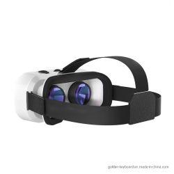 2020 Nuevo cuadro de VR ABS 3D Realidad Virtual Video gafas para smartphone Android y ios