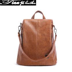 OEM&cuir synthétique de gros sacs à main Fashion femmes Lady Sacs à dos Sac à dos