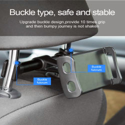Auto-Rücksitz-Kopfstützen-Standplatz-Halter-Halter für Telefon