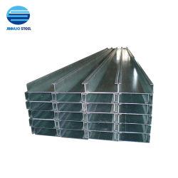 열간압연 찬 Bended/H Beam/I Beam/U/Z/C/W/Omega/Black/Galvanized/Painted/Building/Solar 부류 또는 천장 또는 강철 채널을 다중 사용하십시오