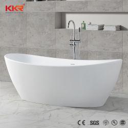Sanitaryware feste gesundheitliche acrylsaueroberflächenware-freistehende Badewanne 0517