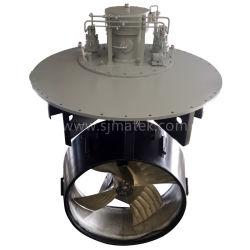 Großer Voll-Rotierender elektrischer Lieferungs-Seitenruder-Vierblattpropeller für Verkauf