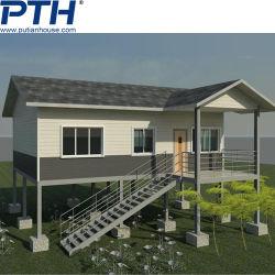 [إك-فريندلي] معدن ضوء فولاذ عارضة يصنع منزل